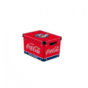 Deco box - S- COCA COLA